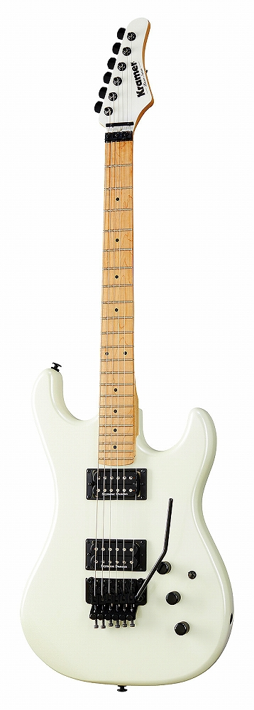 Kramer / Pacer Classic Pearl White クレイマー