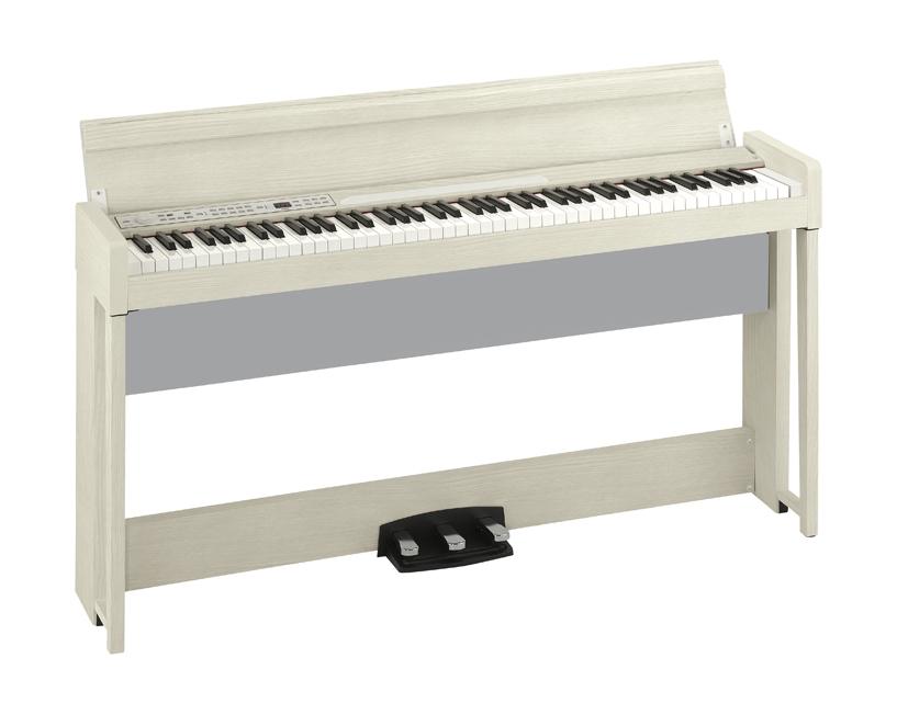 KORG コルグ / C1 Air WA (ホワイト・アッシュ) デジタル・ピアノ【代引不可】【PNG】【お手入れセットプレゼント:811169500】