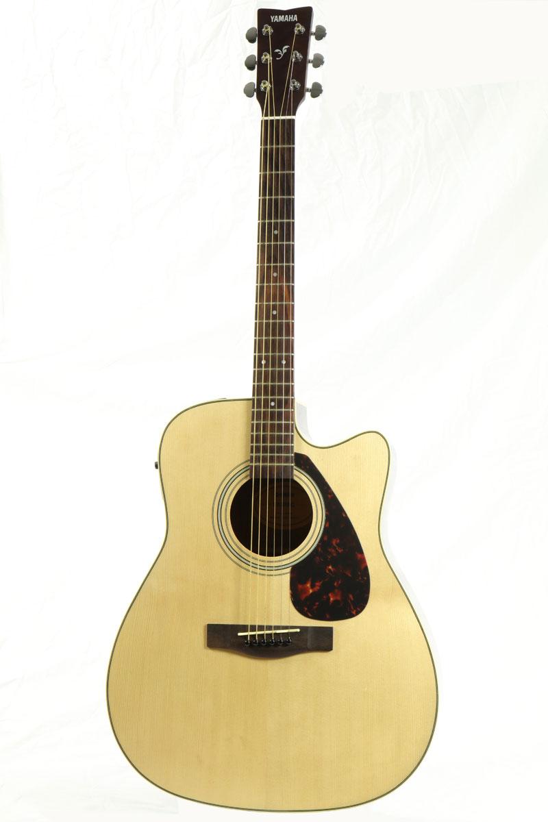 YAMAHA / FX370C NT(ナチュラル)《くまのクリップチューナープレゼント!/+621145800》【入門エレアコ】 ヤマハ エレクトリックアコースティックギター FX-370C【YRK】《ソフトケース付属!/+811177100》《+811182000》