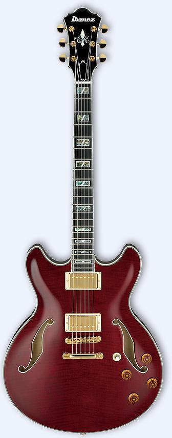 Ibanez / EKM100 WRD (Wine Red)【SOULIVE「Eric Krasno」シグネチャーモデル!】《受注生産品/納期約6ヶ月》 アイバニーズ エレキギター