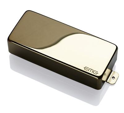 EMG / Electric Guitar Pickup EMG 60-8XH Brushed Gold 8弦用【WEBSHOP】 《お取り寄せ商品/納期別途ご案内》