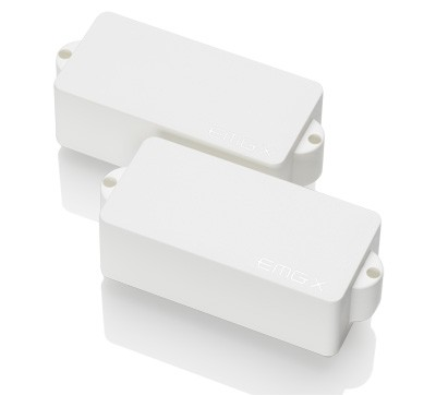 EMG / Electric Bass Pickup EMG P5X White 5弦ベース用【WEBSHOP】 《お取り寄せ商品/納期別途ご案内》