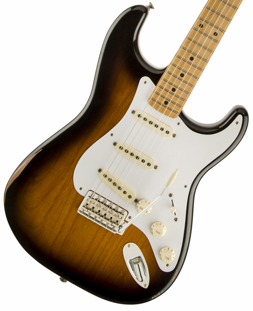 Fender / Classic Series Road Worn 50s Stratocaster 2-Color Sunburst【YRK】