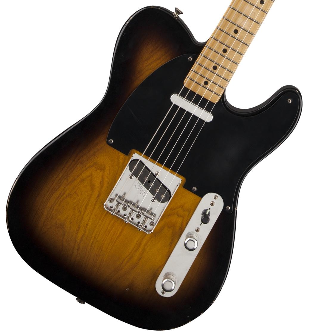Fender / Road Worn 50s Telecaster 2-Color Sunburst Maple【YRK】