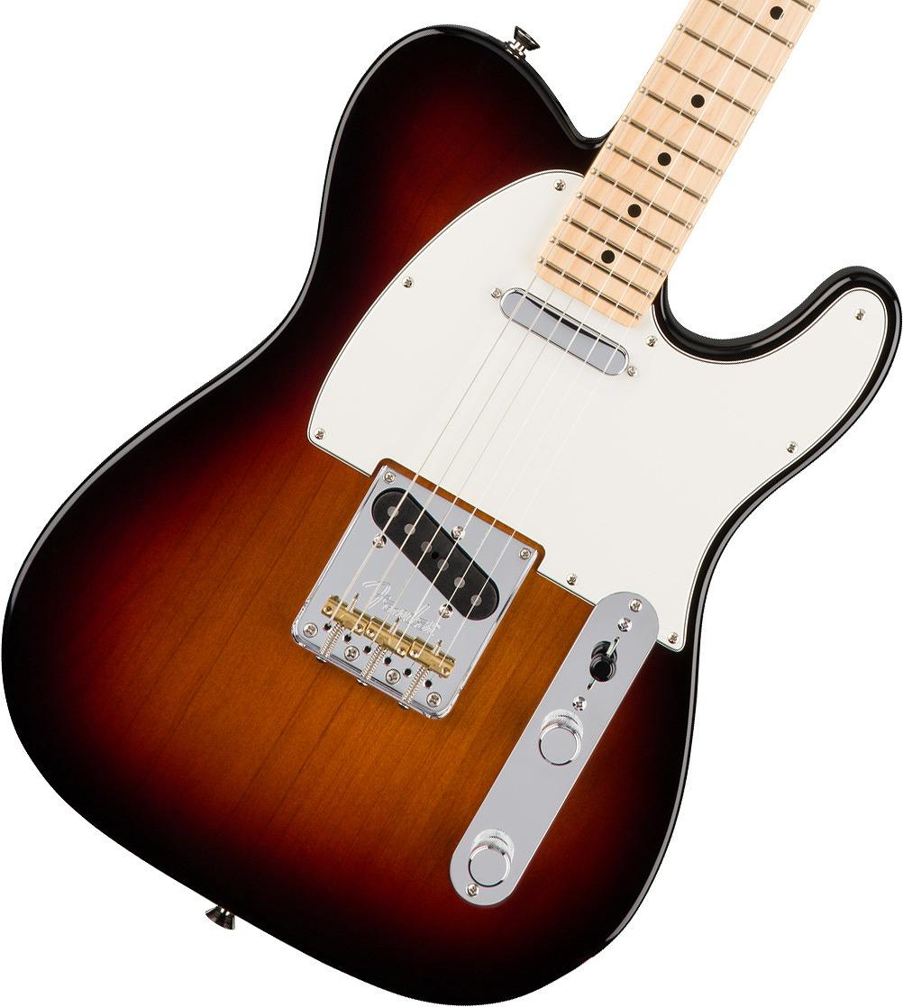 【タイムセール:29日12時まで】Fender USA / American Professional Telecaster 3-Color Sunburst Maple【YRK】【新品特価】《純正ケーブル&ピック1ダースプレゼント!/+661944400》