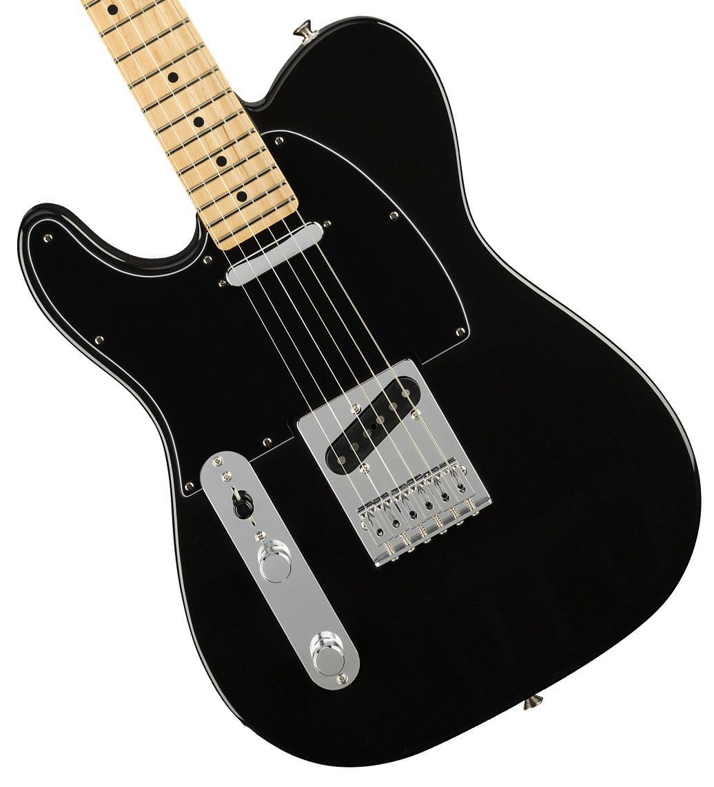 Fender / Player Series Telecaster Left-Handed Black Maple【YRK】