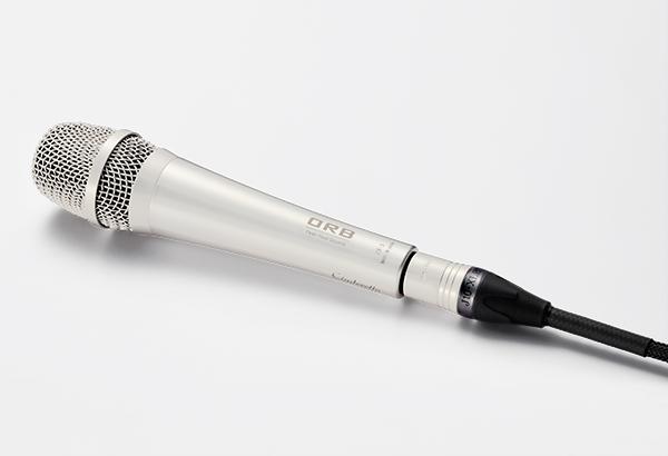ORB オーブ / CF-3HB Cinderella WMCBL-HB-CIN-1M (Human Beatbox用) ダイナミックマイク 1Mマイクケーブル付属【お取り寄せ商品】
