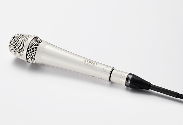 ORB オーブ / CF-3HB Cinderella WMCBL-HB-CIN-7M (Human Beatbox用) ダイナミックマイク 7Mマイクケーブル付属【お取り寄せ商品】