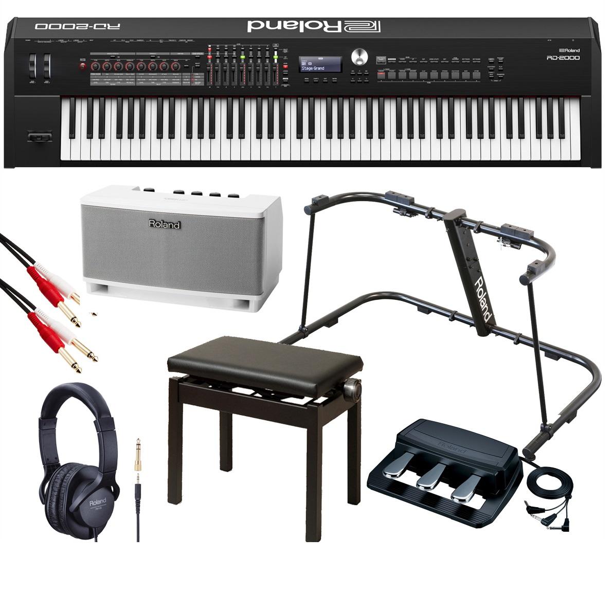Roland ローランド / RD-2000 【フルオプションセット!】Stage Piano ステージ・ピアノ【YRK】