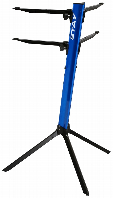 STAY ステイ / 1100/2 S C290 BL (ブルー) カーブアーム スリム2段スタンド【お取り寄せ商品】