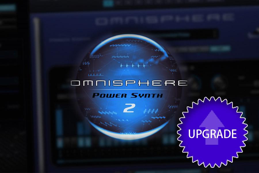 SPECTRASONICS スペクトラソニックス / OMNISPHERE 2 オムニスフィア アップグレード版