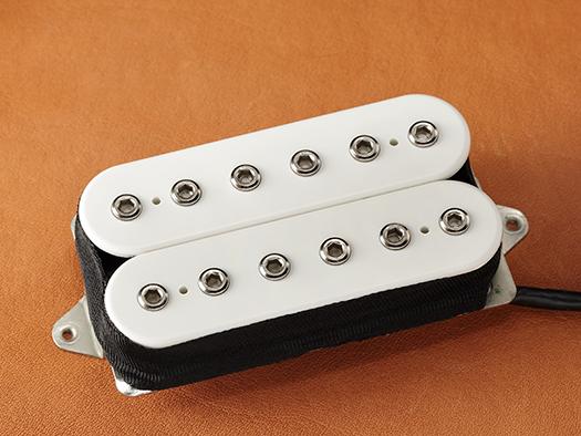 Dimarzio ディマジオ / Electric Guitar Pickup DP253 White / Gravity Storm Bridge【WEBSHOP】【お取り寄せ商品】