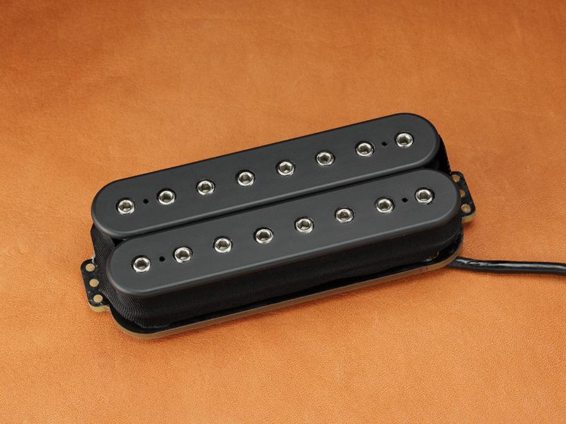 Dimarzio ディマジオ / Electric Guitar Pickup DP809 Black / Ionizer 8 Neck【WEBSHOP】
