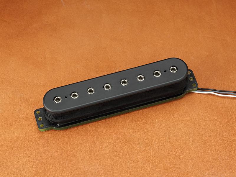 Dimarzio ディマジオ / Electric Guitar Pickup DP810 Black / Ionizer 8 Middle