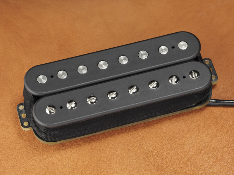 Dimarzio ディマジオ / Electric Guitar Pickup DP859 Black / PAF 8【WEBSHOP】