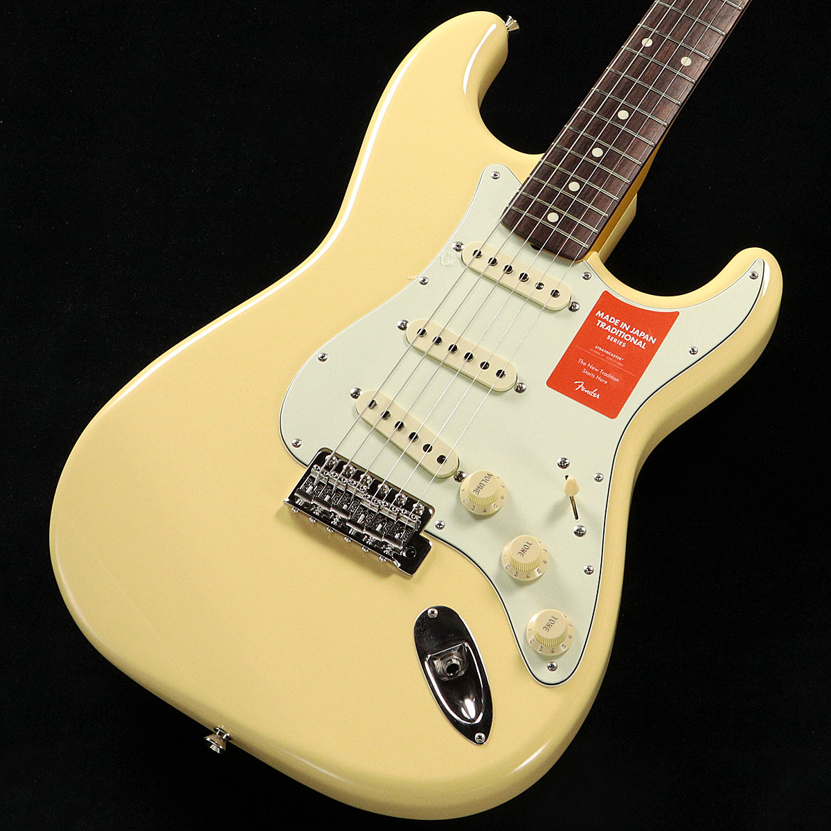 Fender / Made in Japan Traditional 60s Stratocaster Limited Run Vintage White フェンダー【YRK】