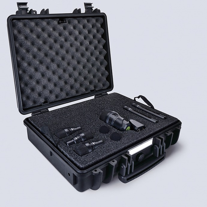 LEWITT ルウィット / DTP Beat Kit 6 ドラム・マイク・キット(6本)【お取り寄せ商品】