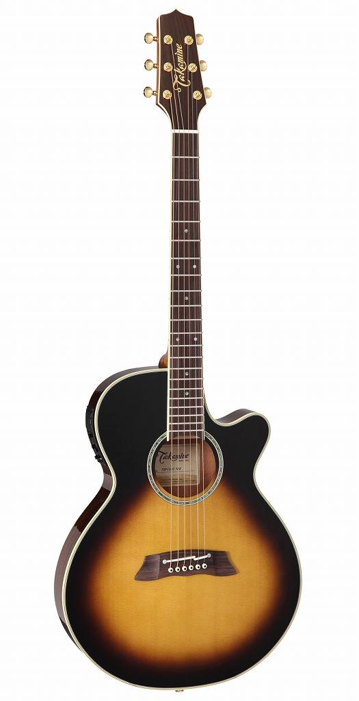 Takamine / TSP138C TBS タカミネ エレアコ アコースティックギター【お取り寄せ商品】【WEBSHOP】
