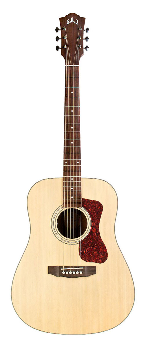 GUILD / D-240E NAT(Natural) 【Westerly Collection】 ギルド アコースティックギター アコギ エレアコ D240E 【お取り寄せ商品】