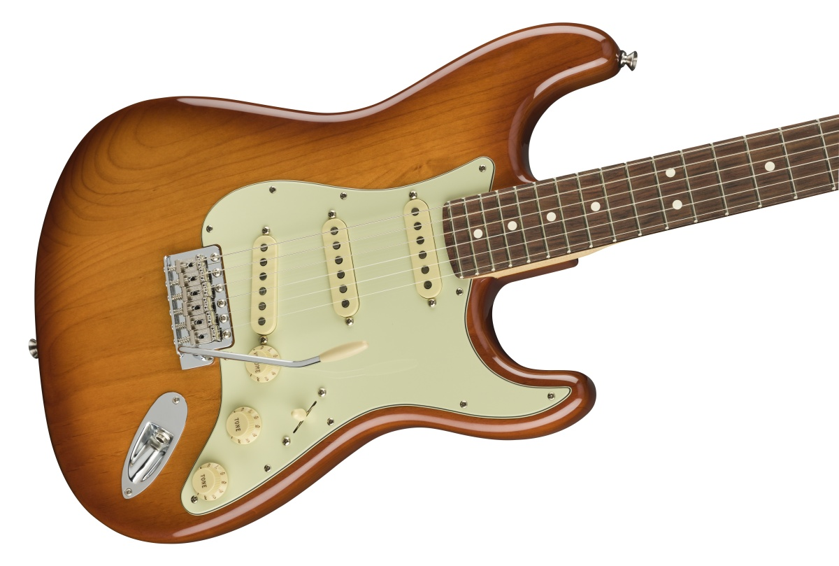 Fender USA / American Performer Stratocaster Rosewood Fingerboard Honey Burst フェンダー【新品特価】《純正チューナーとピック12枚プレゼント!/+811179700》