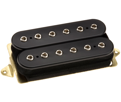 Dimarzio ディマジオ / Electric Guitar Pickup DP156 F-Space Black / Humbucker From Hell【WEBSHOP】