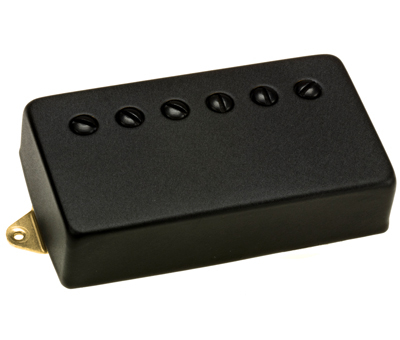 Dimarzio ディマジオ / Electric Guitar Pickup DP190 F-Space Black Metal / Air Classic Neck【国内正規品】【お取り寄せ商品/受注生産】【WEBSHOP】