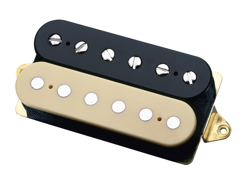 Dimarzio ディマジオ / Electric Guitar Pickup DP191 Black Cream / Air Classic Bridge【WEBSHOP】