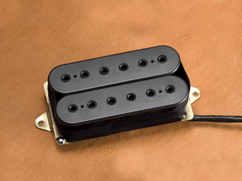 Dimarzio ディマジオ / Electric Guitar Pickup DP200 Black / Steve Morse Bridge 【WEBSHOP】