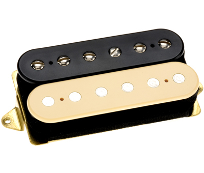 Dimarzio ディマジオ / Electric Guitar Pickup DP212 F-Space Black Cream / EJ Custom Bridge 【WEBSHOP】