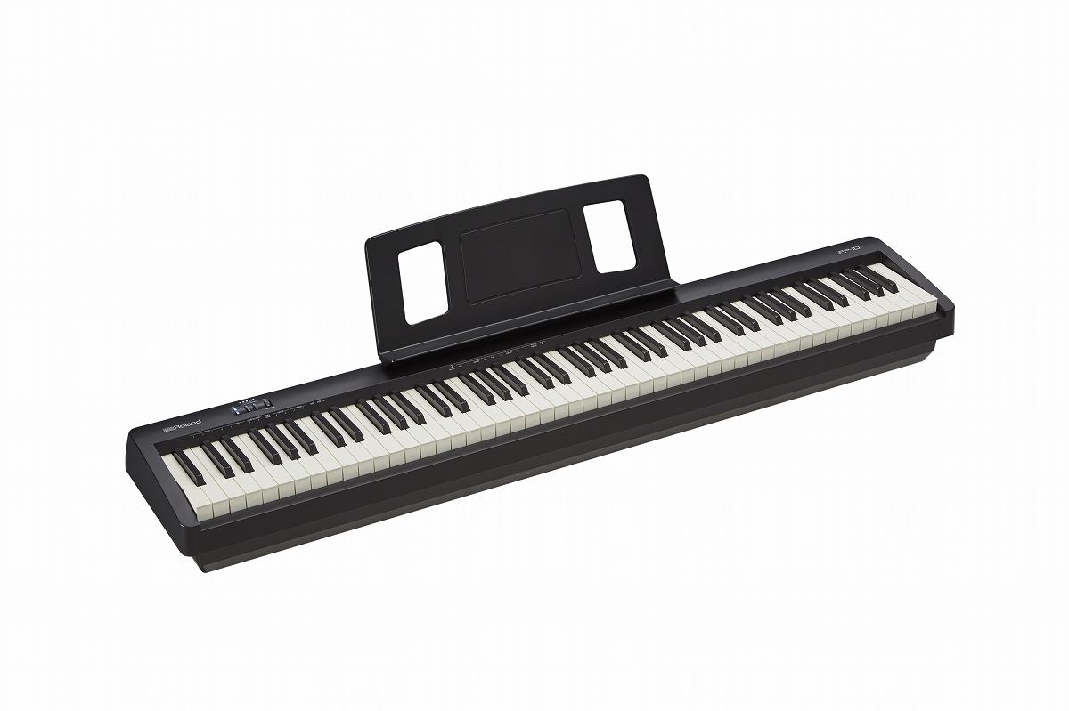 Roland ローランド / FP-10-BK ポータブル・ピアノ【YRK】【PTNB】
