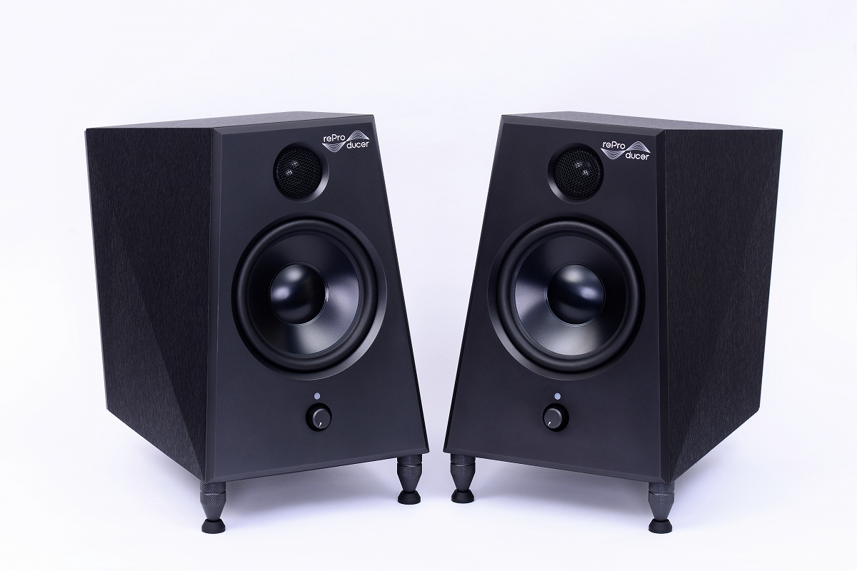 reProducer Audio リプロヂューサー オーディオ / Epic 5 スタジオモニタースピーカー(ペア)【お取り寄せ商品】