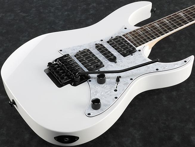 Ibanez / RG350DXZ WH (White)【B級アウトレット特価】 アイバニーズ