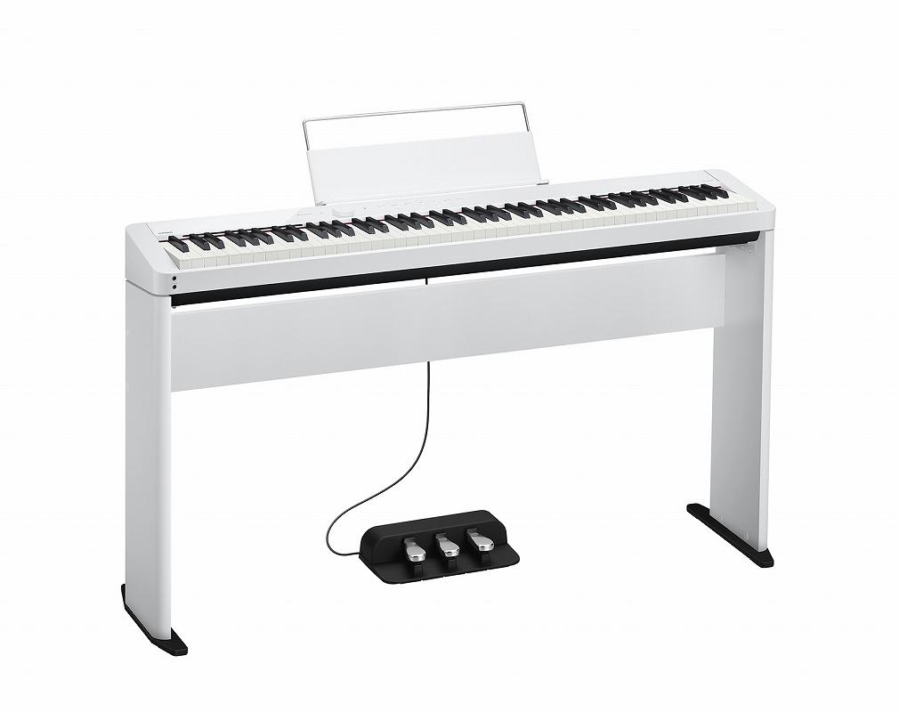 CASIO カシオ / PX-S1000WE【オプションセット!】(ホワイトカラー) デジタルピアノ【お手入れセットプレゼント:set78331】《予約注文/4月20日発売予定》