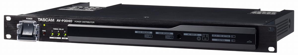 TASCAM タスカム / AV-P3040 パワーディストリビューター【お取り寄せ商品】