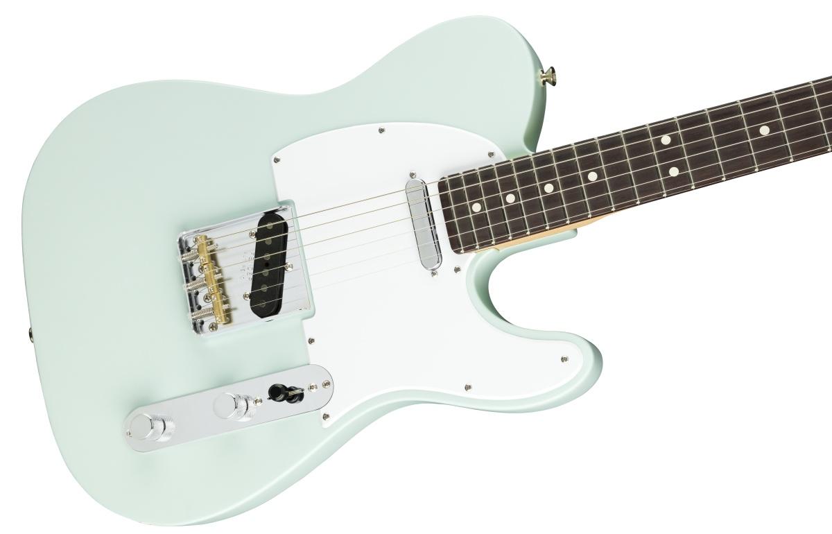Fender USA / American Performer Telecaster Rosewood Fingerboard Satin Sonic Blue フェンダー