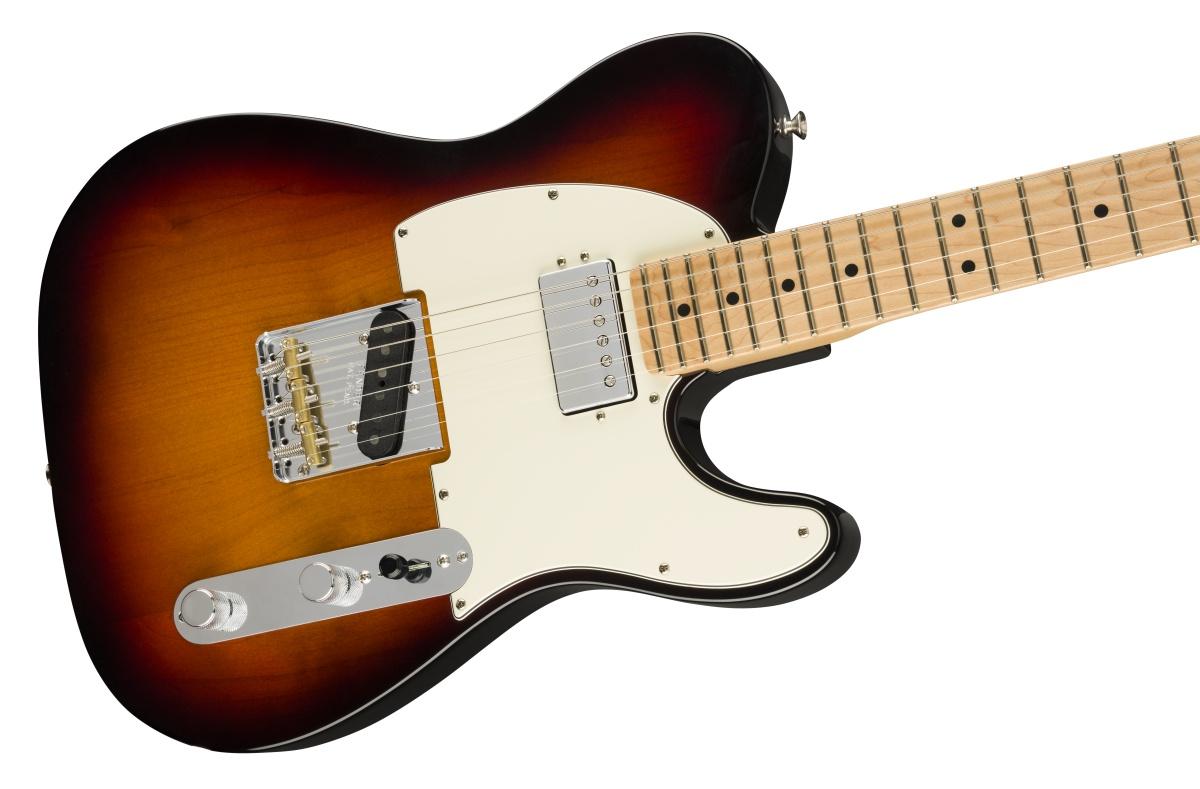 高い素材 Fender USA/ American Rosewood Performer Fender Telecaster with Humbucking with Rosewood Fingerboard 3-Color Sunburst フェンダー【新品特価】《純正ケーブル&ピック1ダースプレゼント!/+2306619444005》, あんずの里のあんずショップ:a6f2834c --- agroatta.com.br