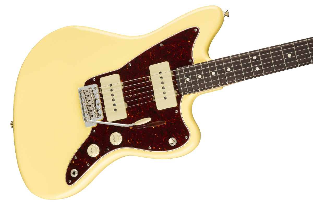Fender USA / American Performer Jazzmaster Rosewood Fingerboard Vintage White フェンダー【お取り寄せ商品/納期別途ご案内】