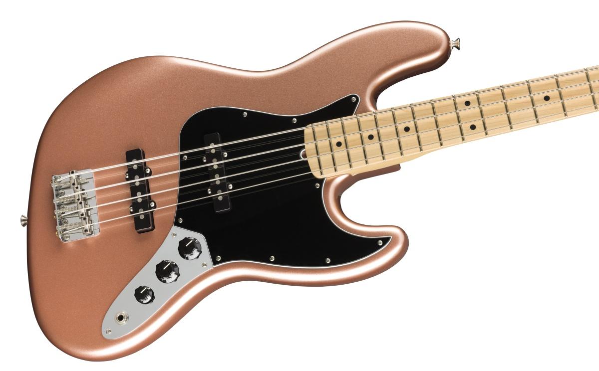 【増税前タイムセール:30日12時まで】Fender USA / American Performer Jazz Bass Maple Fingerboard Penny フェンダー