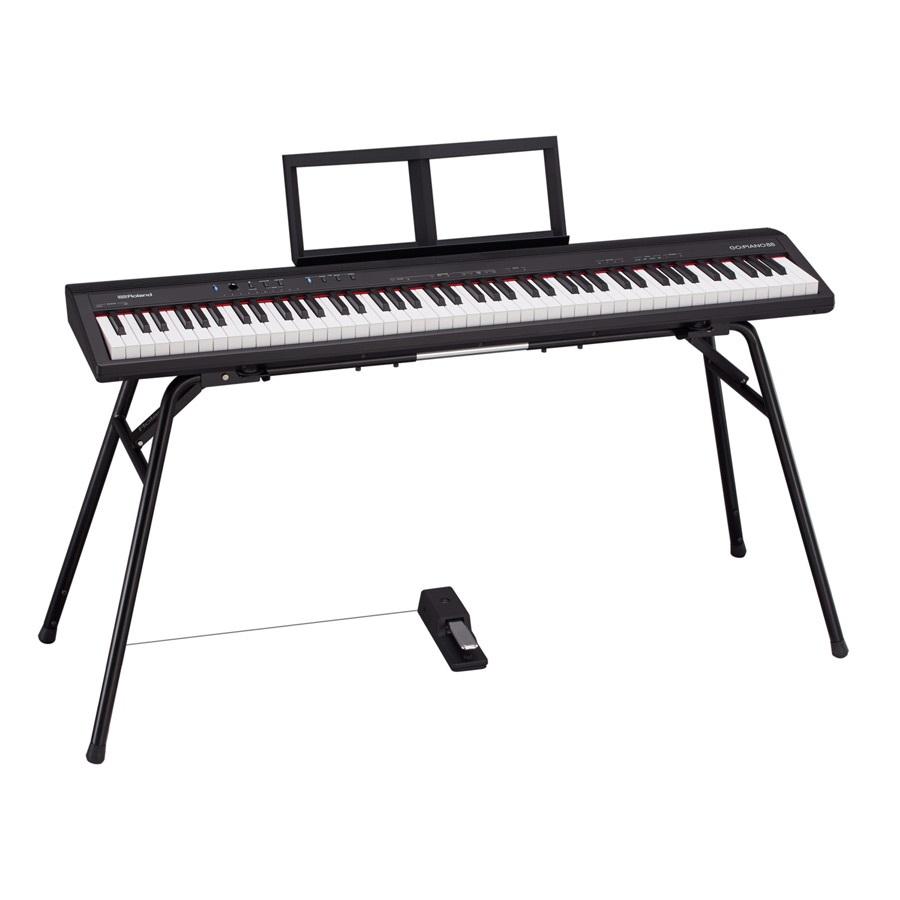 Roland ローランド / GO-88P(GO:PIANO88)【オプションセット!】88鍵盤 エントリー・キーボード【YRK】