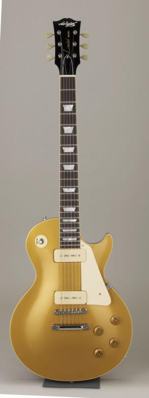 Navigator / N-LP-LTD/P GO Gold ナビゲーター エレキギター 【お取り寄せ商品】