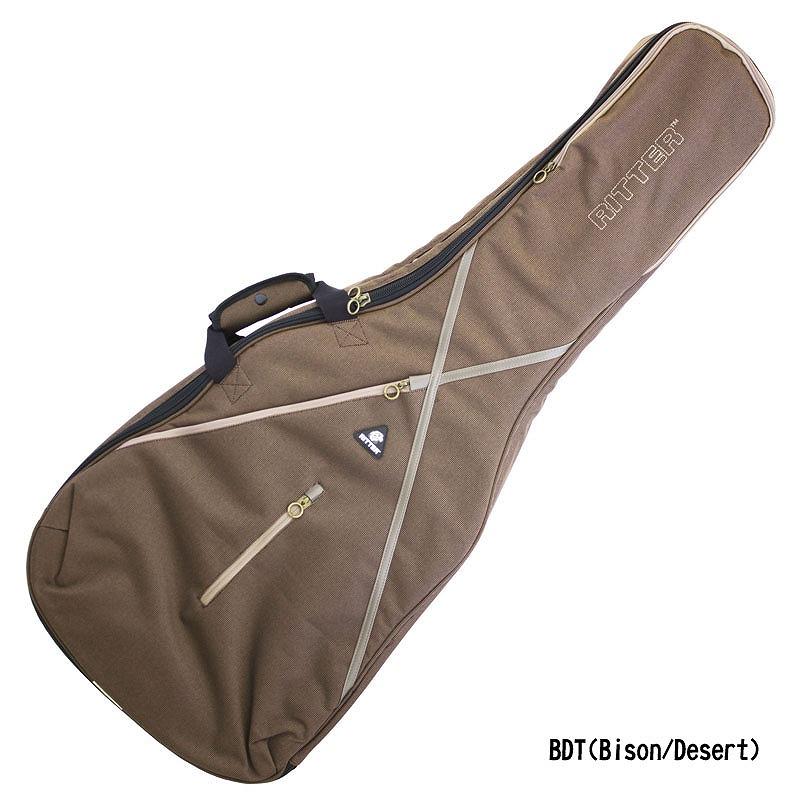 RITTER / RGS7-DDEBDT アコースティックギター エレキギター 2本収納可能なケース《納期未定》【WEBSHOP】