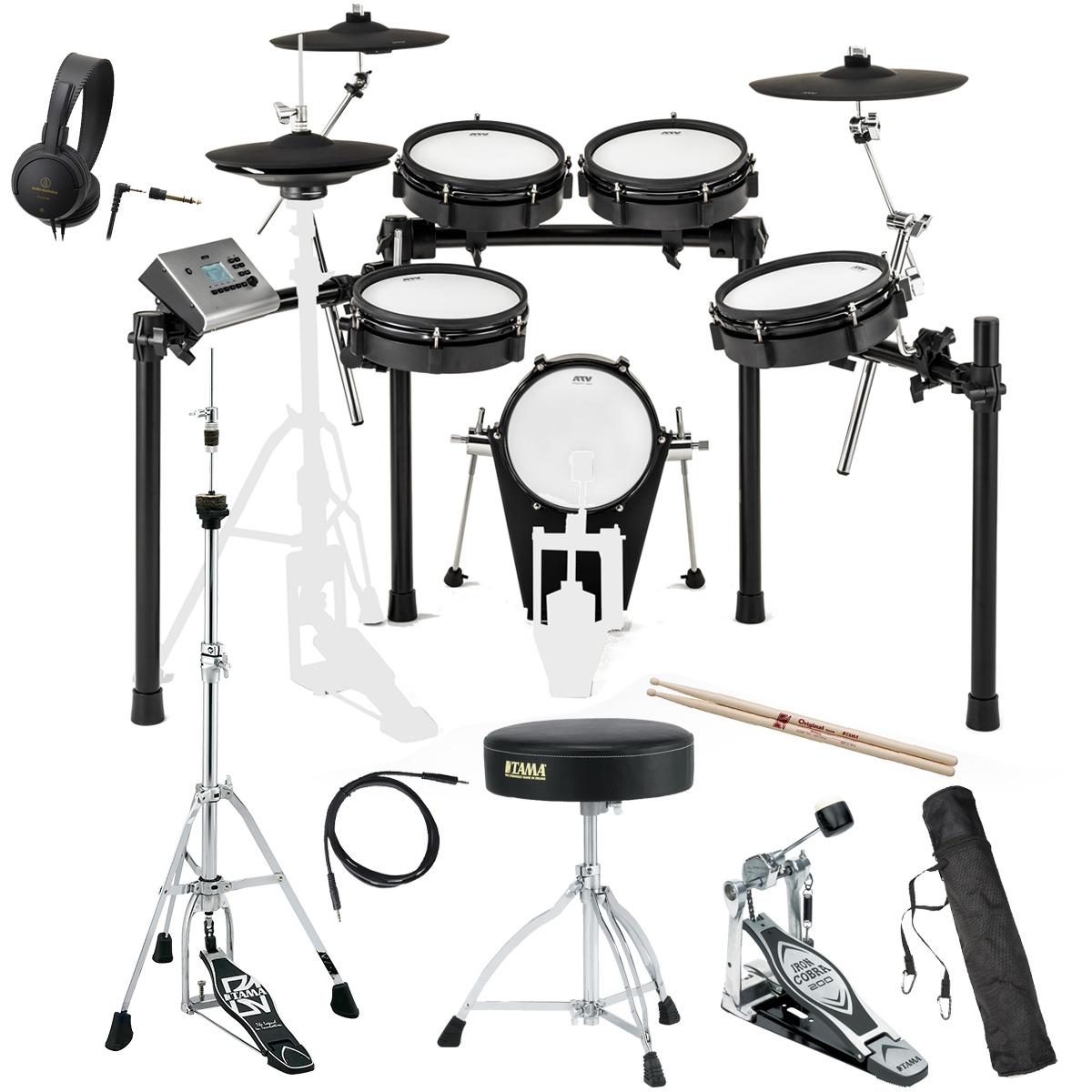 ATV / EXS-3 電子ドラム TAMAスターターパック
