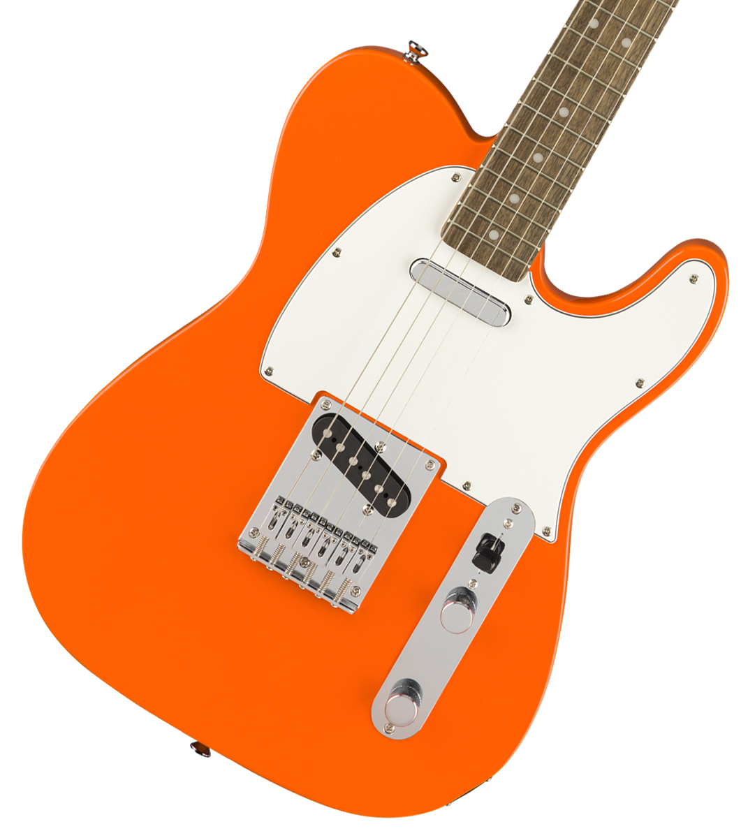 Squier / Affinity Series Telecaster Laurel Fingerboard Competition Orange スクワイヤー 【WEBSHOP】