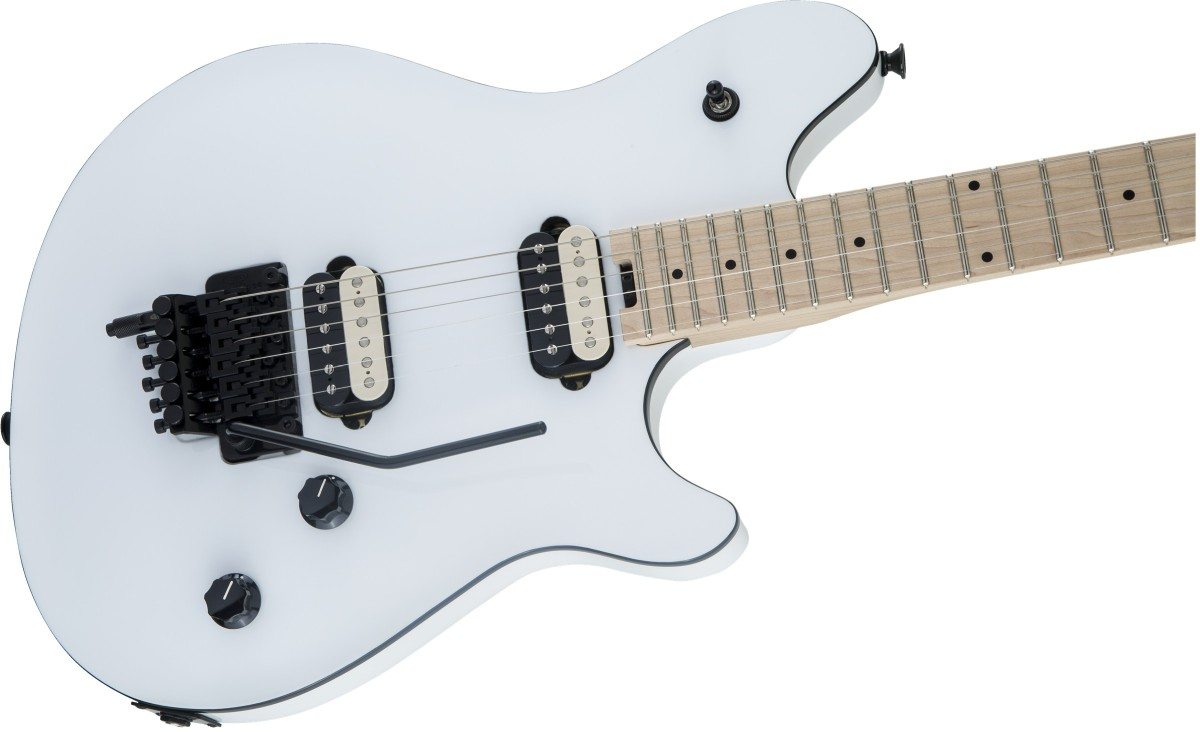 EVH / Wolfgang Special Maple Fingerboard Polar White イーブイエイチ【新品特価】