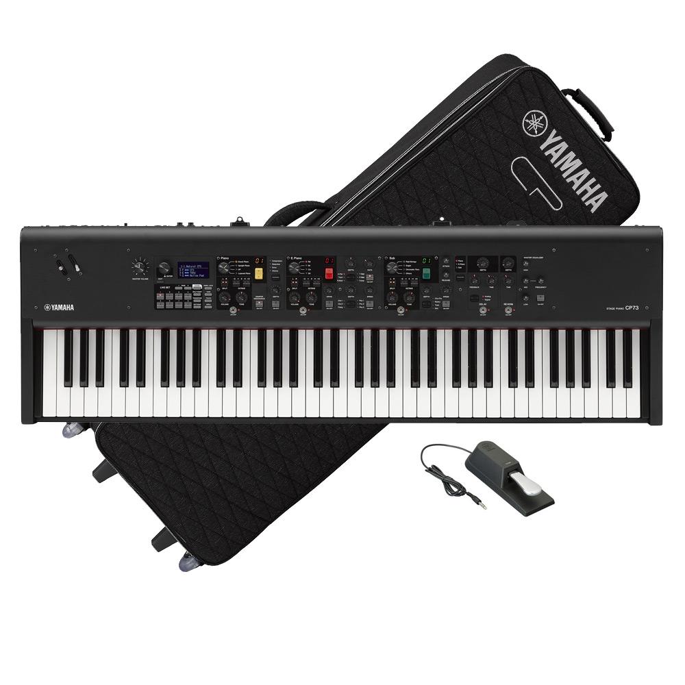 YAMAHA ヤマハ / CP73【専用ケースセット!】73鍵盤ステージピアノ【YRK】