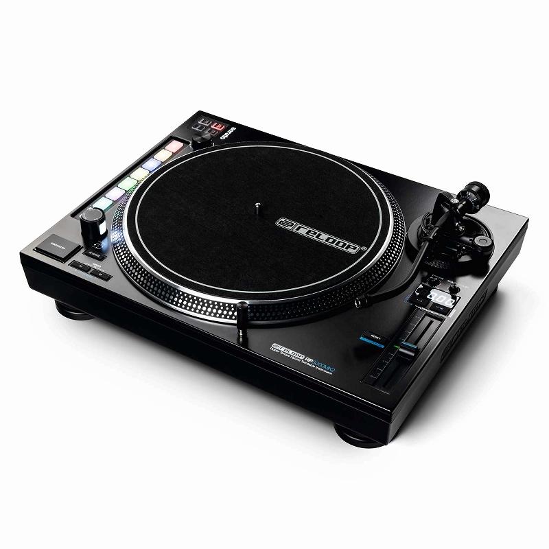 Reloop リループ / RP-8000 MK2 DJ ターンテーブル【お取り寄せ商品】