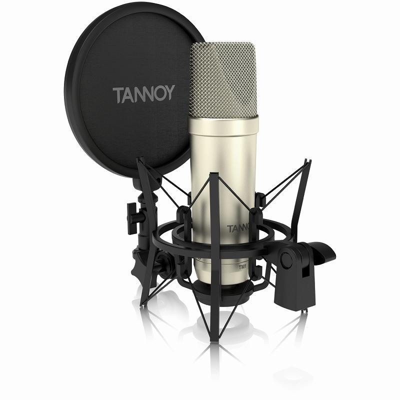 TANNOY タンノイ / TM1 コンデンサー・マイクロフォン【お取り寄せ商品】