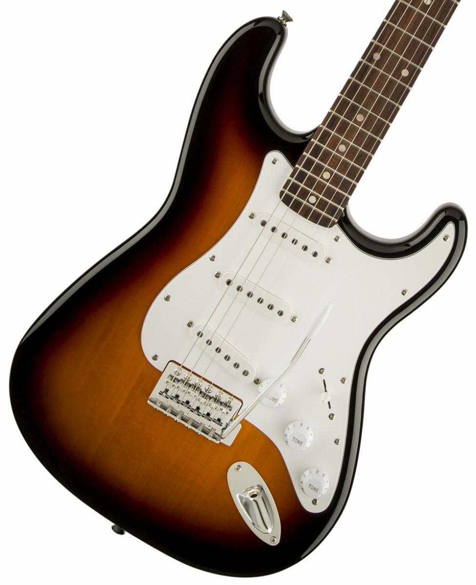 Squier by Fender / Affinity Stratocaster Brown Sunburst Laurel Fingerboard【お取り寄せ商品】