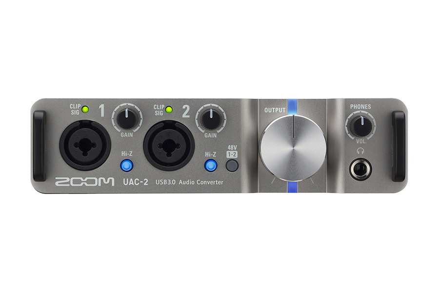 ZOOM ズーム / UAC-2 USB 3.0 Audio Converter