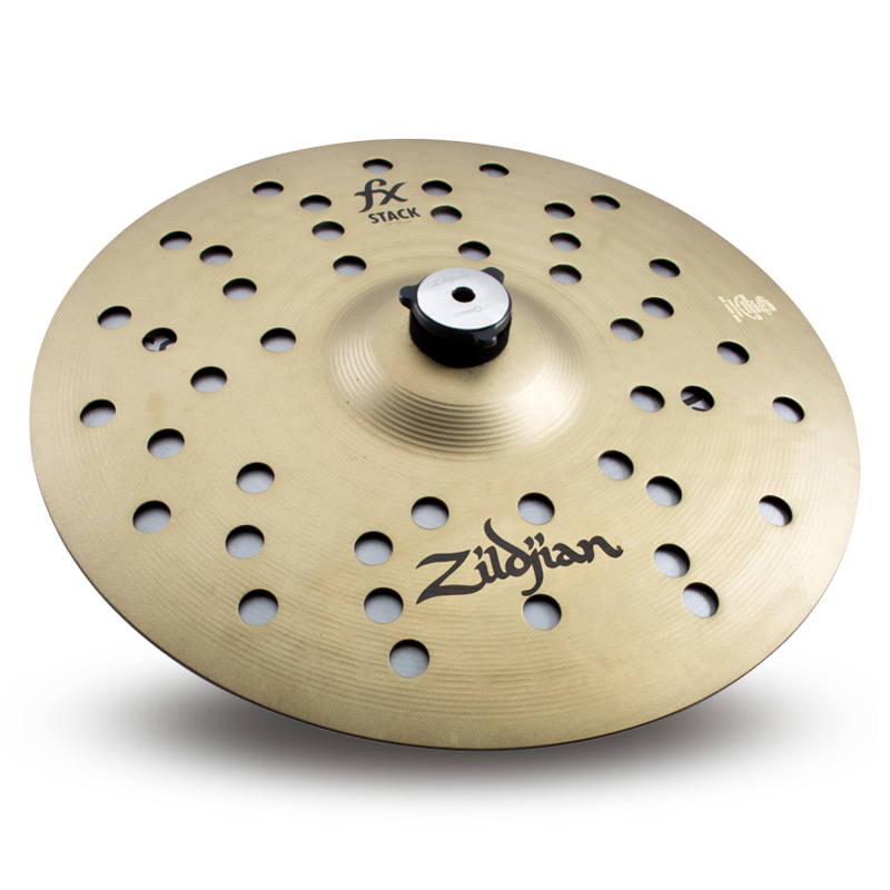 Zildjian / FX STACK 12インチ ジルジャン スタック シンバル マウント付き FXS12 NAZL12FXSTACK【お取り寄せ商品】